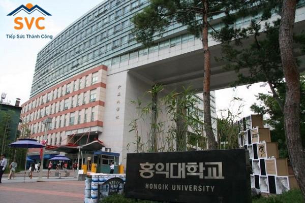 Đại học Hongik